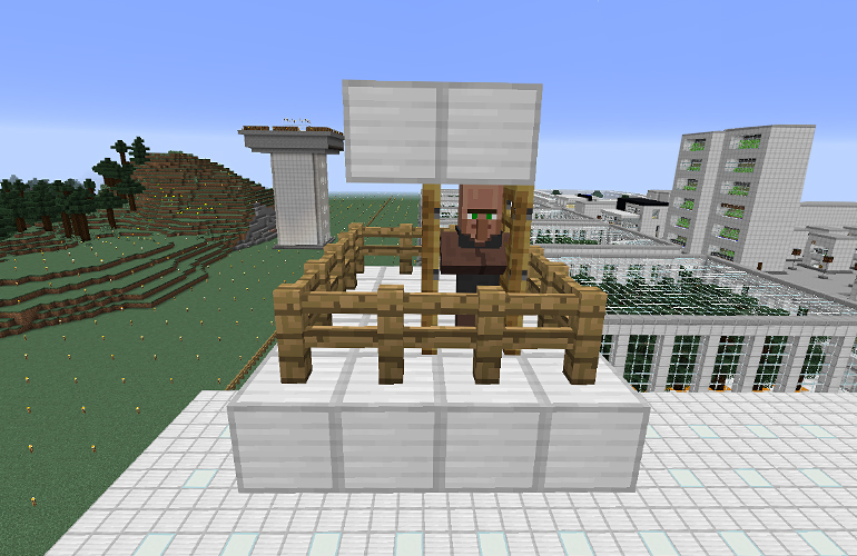 高床式村人無限増殖装置の作り方